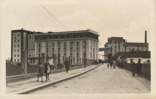 mill Automat year 1932, Předměřice n. L.
